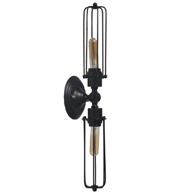 Double Cage Wall Light - Ivanka lumiere  - 3