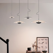 FLYING SAUCER PENDANT LIGHT