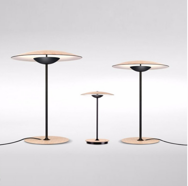 FLYING SAUCER TABLE LAMP