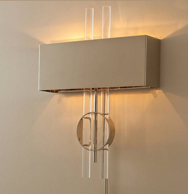 Floating Tubes Wall Lamp