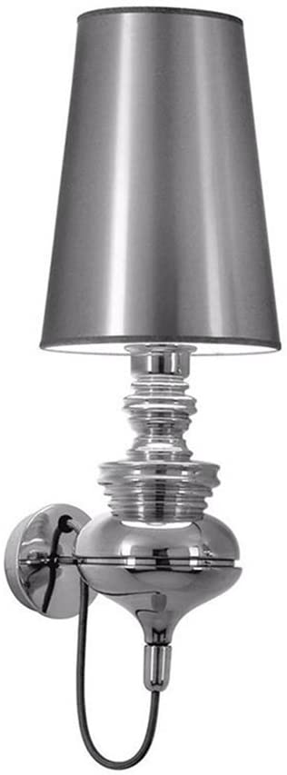 ICONIC - Silver wall light