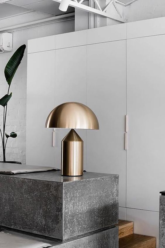 Dome Table Lamp | Ivanka Lumiere