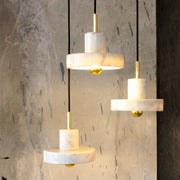 STONE  PENDANT LIGHT