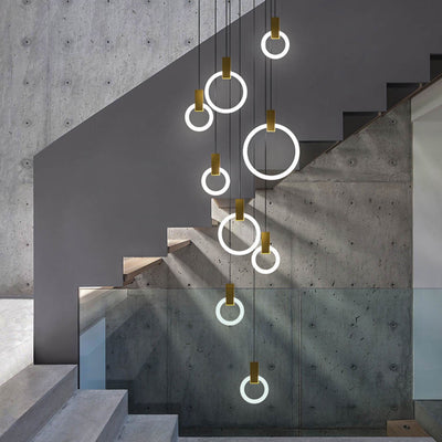HALO CHANDELIER | Ivanka Lumiere