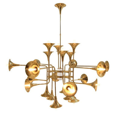 TRUMPET HANGING LIGHT