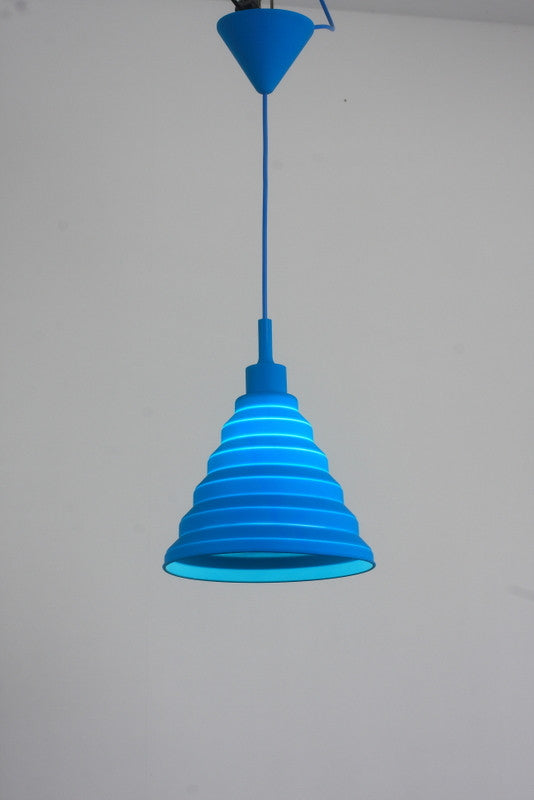 Colorful Pendant Cord CFL or LED - Ivanka lumiere  - 11