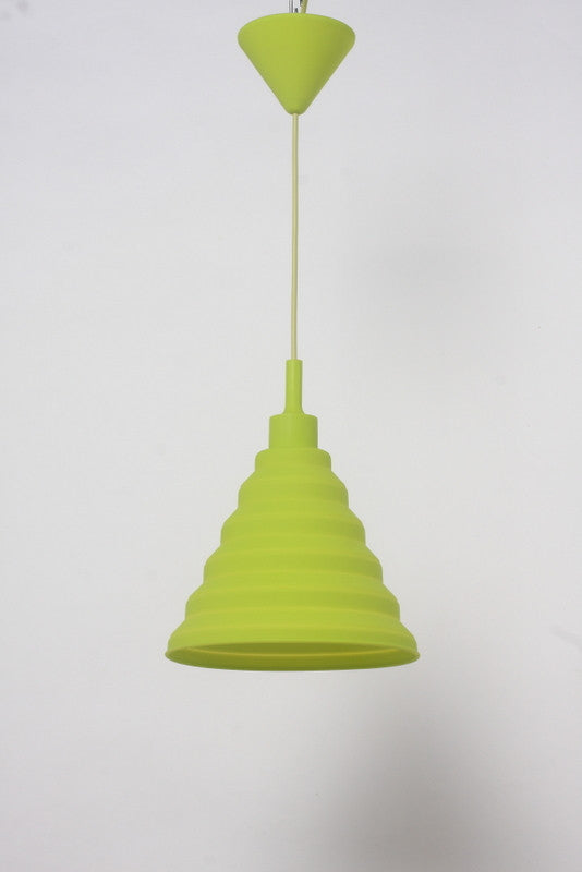 Colorful Pendant Cord CFL or LED - Ivanka lumiere  - 9