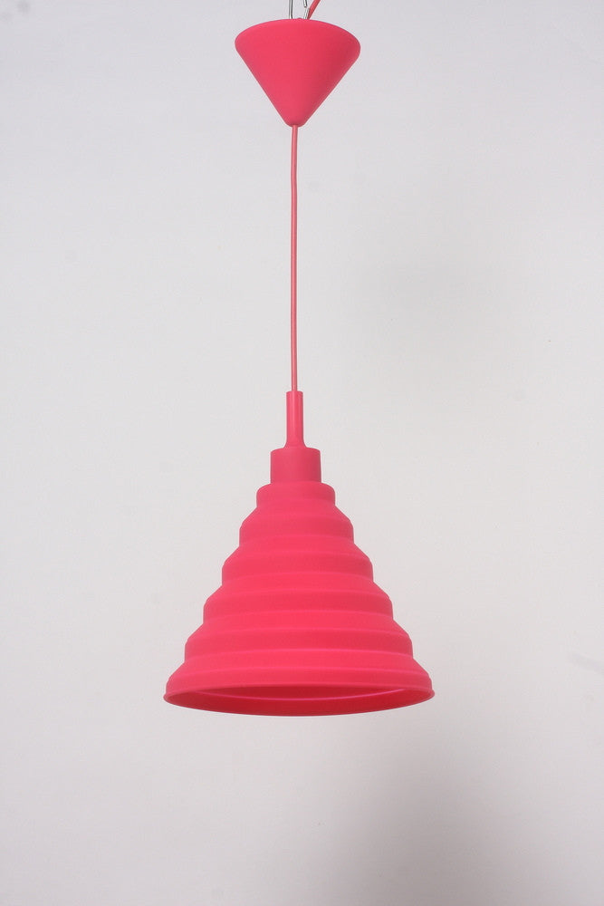 Colorful Pendant Cord CFL or LED - Ivanka lumiere  - 10