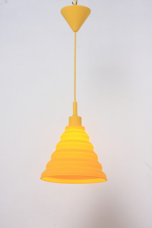 Colorful Pendant Cord CFL or LED - Ivanka lumiere  - 12