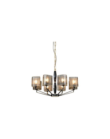Extravagant Brass finish Chandelier