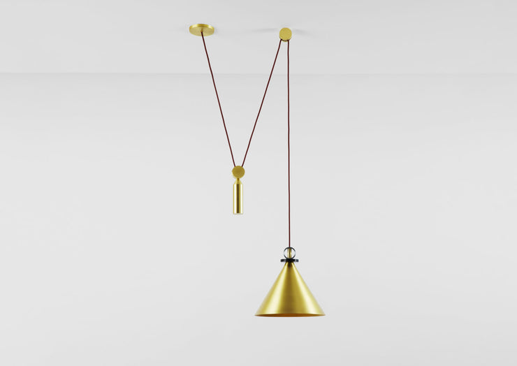 SHAPE UP PENDANT LIGHT