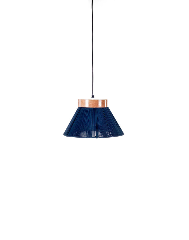 Organic Hanging Lamp Conical