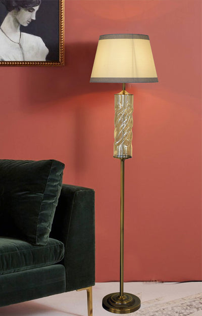 CYLINDRICAL CLASSIC FLOOR LAMP
