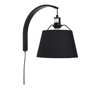 Foldable Shade Wall Light - Ivanka lumiere  - 1
