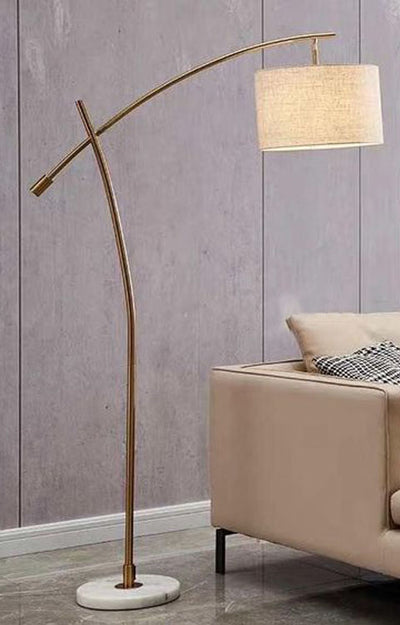 Floating Arc Lamp