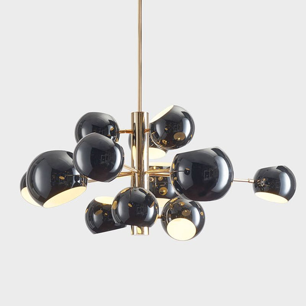 Balanced Burst Chandelier | Ivanka Lumiere