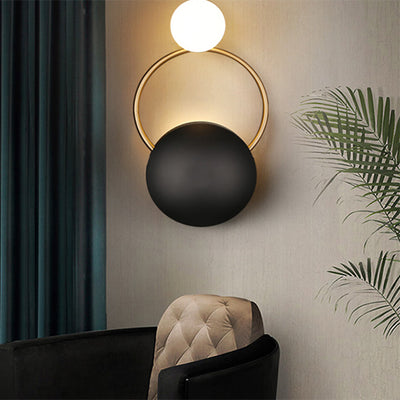 NEO-CLASSICAL WALL SCONCE