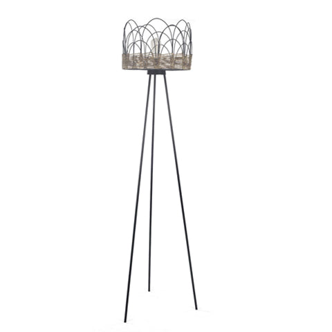 Kasigrass Wireframe Floor Lamp