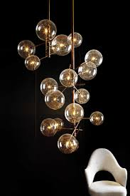 Living Room Pop Chandelier
