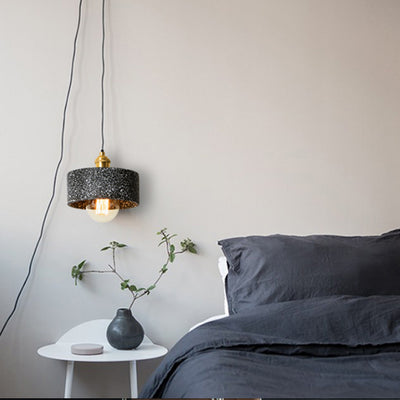 DRUM PENDANT LIGHT