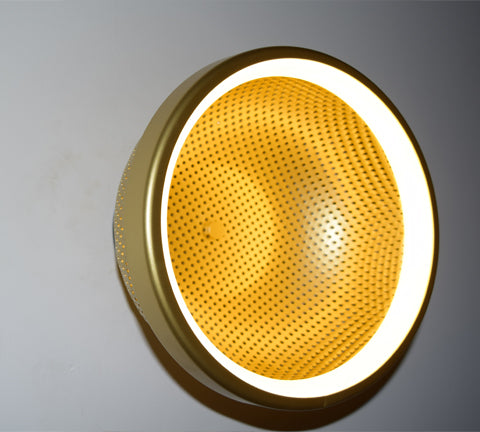 MESH SPACE WALL LIGHT