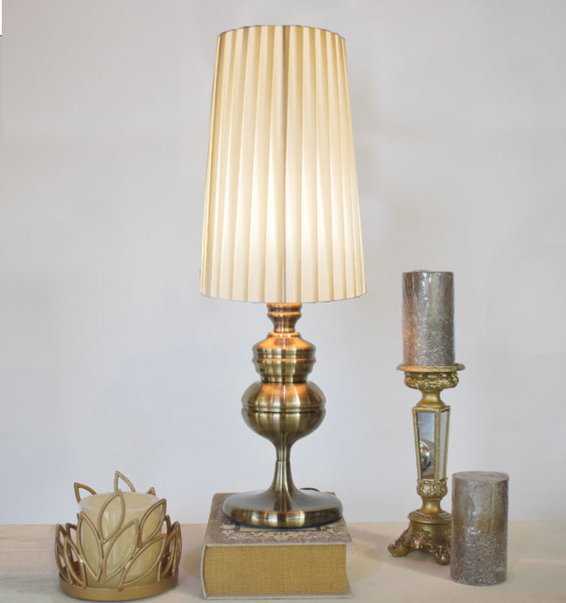 Antique Table Lamp W