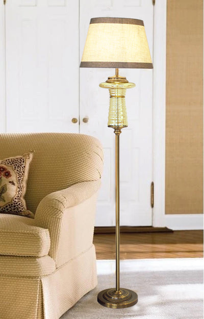 CURVY VESSEL FLOOR LAMP