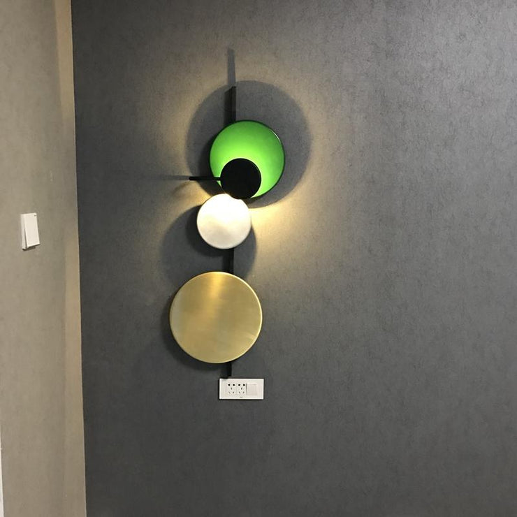 Exoplanet Wall Light