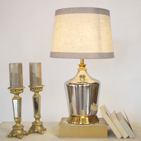 Classic Jar Shaped Table Lamp