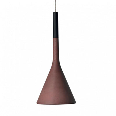 Concrete Pendant Brown