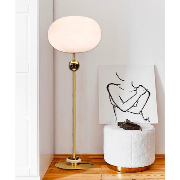 Blown Floor Lamp | Ivanka Lumiere