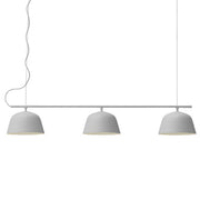 TRI-LINEAR DROP LIGHT GREY | Ivanka Lumiere