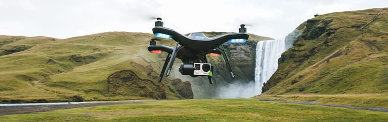 3DR Drones & Accessories available at SkyBoss