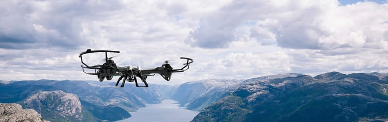 UDI Drones & Accessories available at SkyBoss