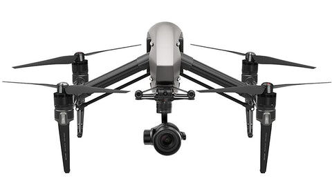 DJI Inspire 2 with Zenmuse X5S Camera