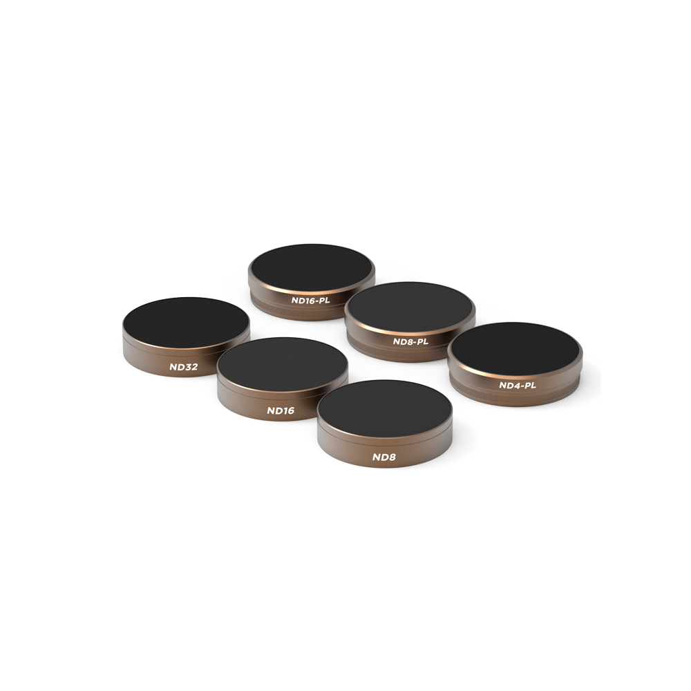 PolarPro Cinema Series Filters 6-Pack for DJI Phantom 4 Pro