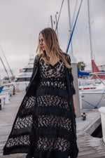 Handmade Knit Dress