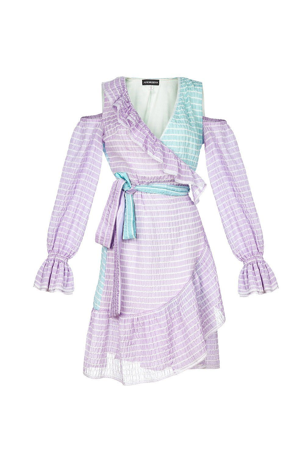 Lavender mint dress - dress