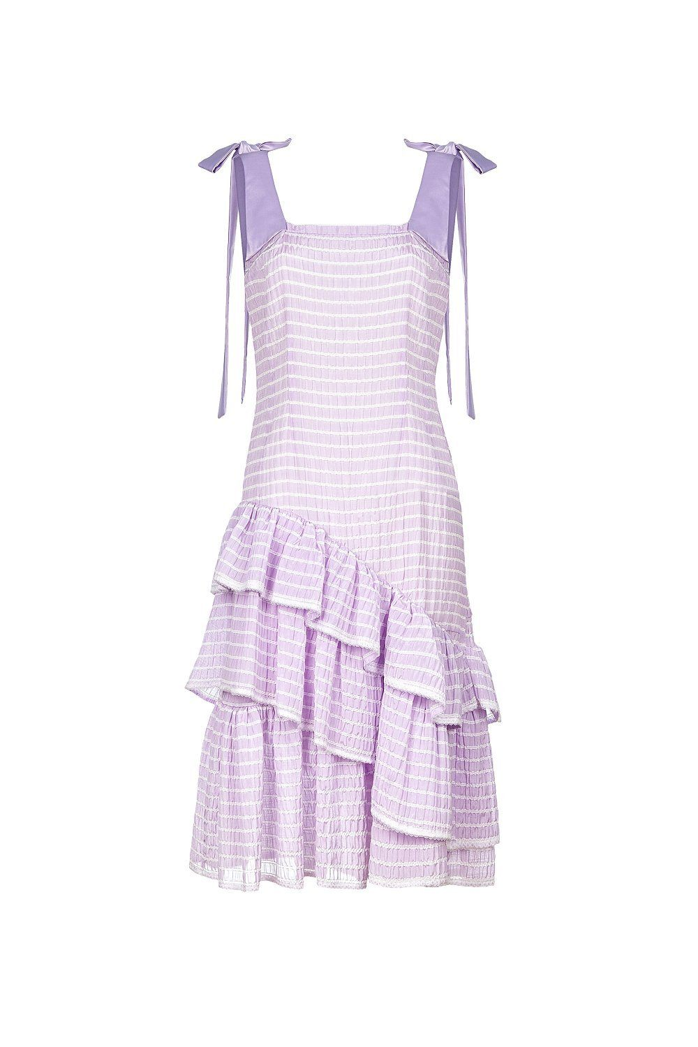 Lavender dress - dress