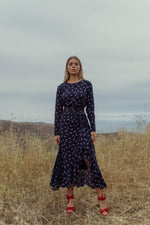 andreeva flower dress