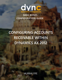 BBCG.05.AX2012.2.PDF: Configuring Accounts Receivable within Dynamics AX 2012 (Second Edition) (Digital)
