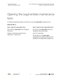 BBCG.02.03.D365.2.PDF: Configuring an Organization within Dynamics 365 Finance (Second Edition) - Module 3: Configuring the Legal Entity (Digital)