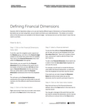 BBCG.03.05.D365.1.PDF: Configuring the General Ledger within Dynamics 365 for Operations - Module 5: Configuring the General Ledger Financial Dimensions (Digital)