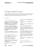 BBCG.04.02.D365.1.WG.PDF: Configuring the Cash and Bank Management within Dynamics 365 for Operations - Module 2: Configuring Bank Accounts (Digital)