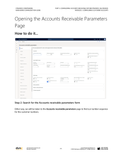 BBCG.05.02.D365.2.PDF: Configuring Accounts Receivable within Dynamics 365 for Operations (Second Edition) - Module 2: Configuring Customer Accounts (Digital)
