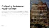 BBCG.06.01.D365.WG.1.PPT.SAMPLE: Configuring Accounts Payable within Dynamics 365 for Operations - Module 1: Configuring the Accounts Payable Controls (PowerPoint Sample)