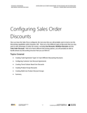 BBCG.10.05.D365.WG.1.PDF: Configuring Sales Order Management within Dynamics 365 for Operations - Module 5: Configuring Sales Order Discounts (Digital)