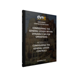BBCG.03.01.D365.1.PRINT: Configuring the General Ledger within Dynamics 365 for Operations - Module 1: Configuring the General Ledger Controls (Print)