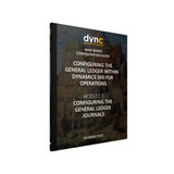 BBCG.03.02.D365.1.PRINT: Configuring the General Ledger within Dynamics 365 for Operations - Module 2: Configuring the General Ledger Journals (Print)