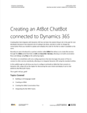CB.68.D365.1.PDF Creating an AtBot ChatBot connected to Dynamics 365 (Digital)